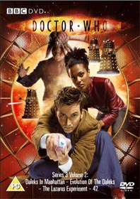 Doctor Who Series 3 Part 2