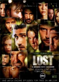 Lost Series 3 DVD