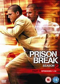Prison Break Season 2 Part 1
