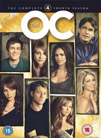 The OC Season 4 DVD